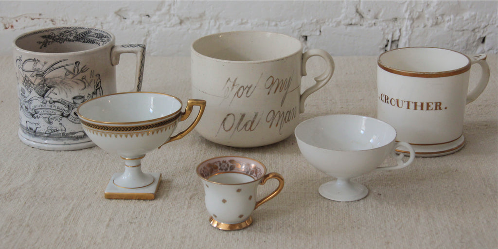 Collection of mugs & cups