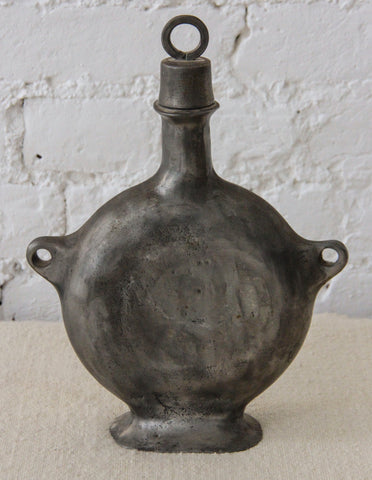 Pewter Water carrier