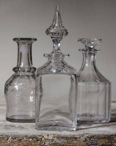 Various Decanters