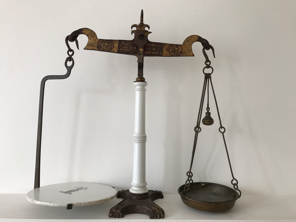 English Weighing Scales