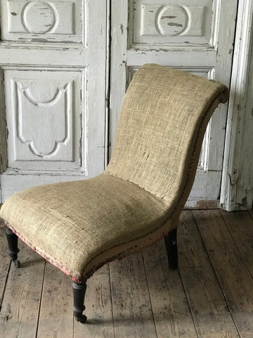 c19th French Chair
