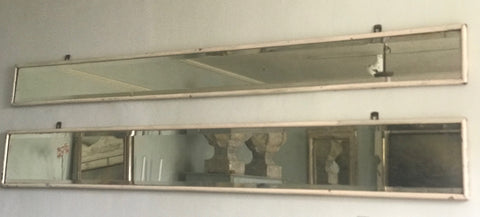 Pair English Mirrors