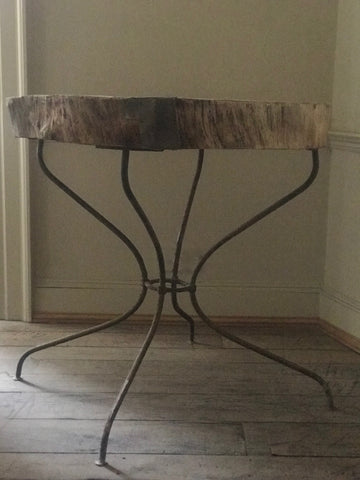French rustic table