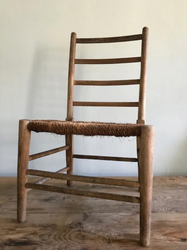 Childs Rattan Chair