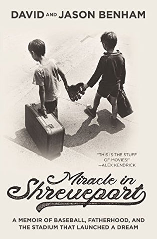 Miracle in Shreveport Autographed Hardcover