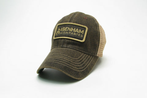 Benham Companies Hat - Brown