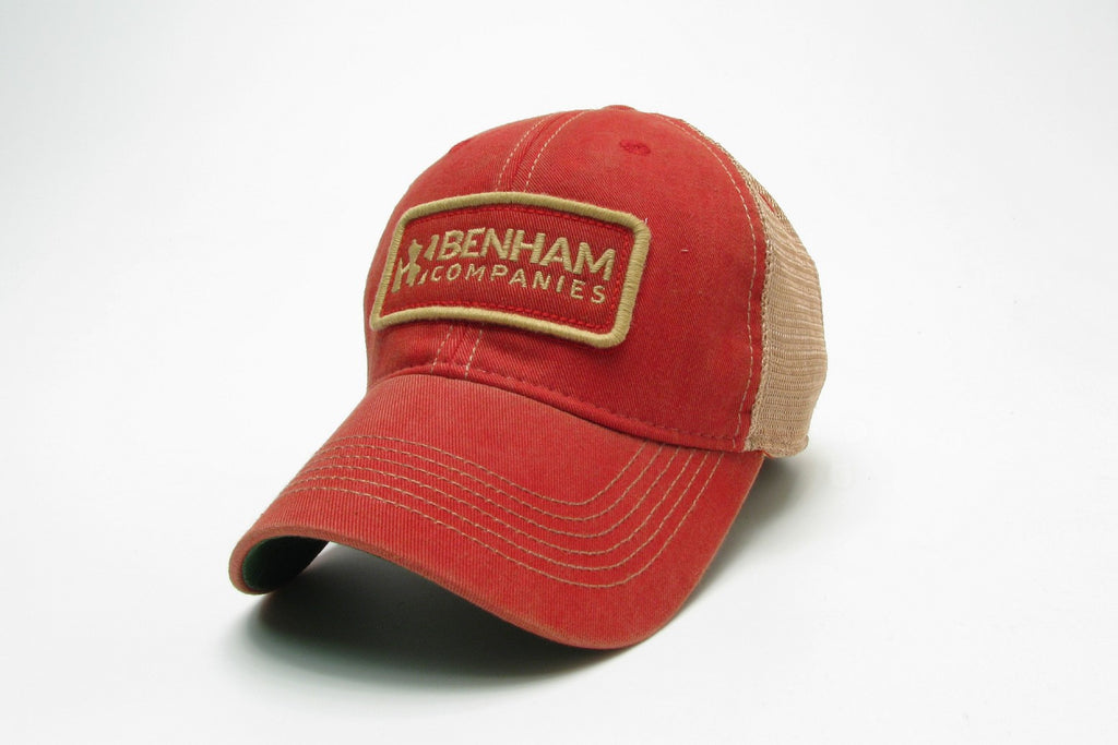 Benham Companies Hat - Red