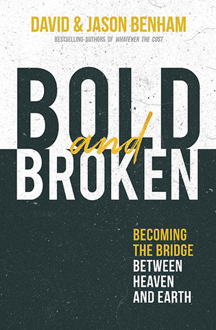 Bold and Broken Signed Hardcover