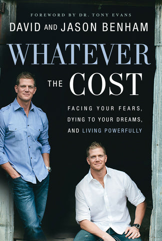 Whatever The Cost Autographed Hardcover