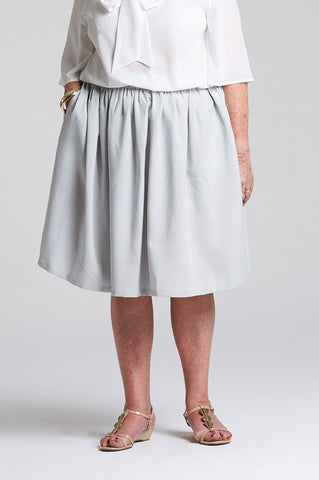 April Skirt Grey