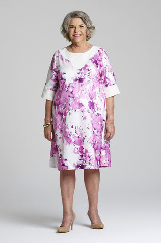 Beth - Comfortable Day Dress for Elderly