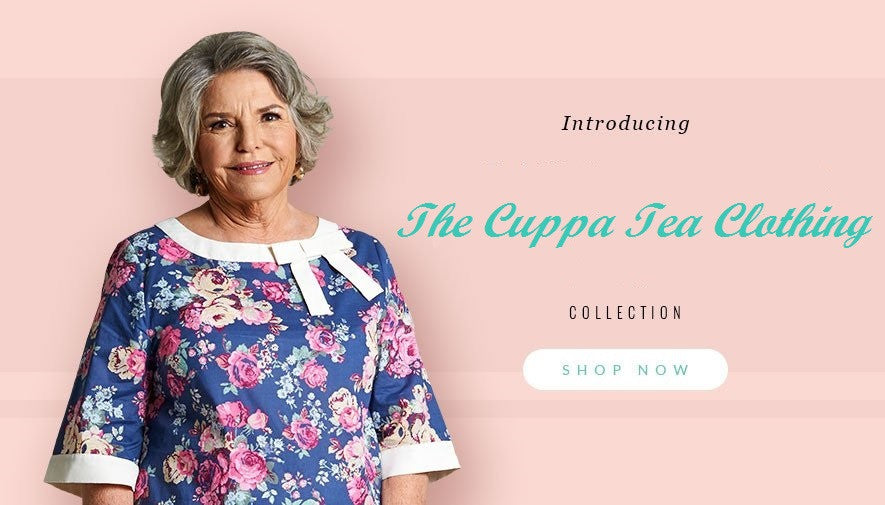 Introducing Cuppa Tea Collection
