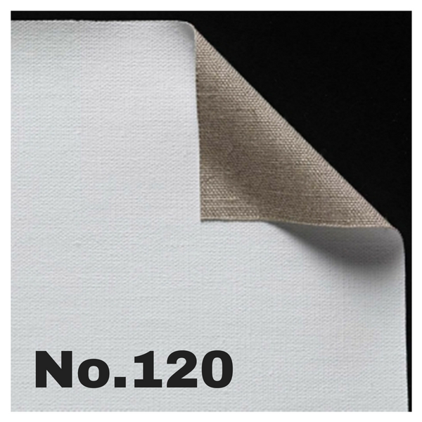 No 120 - Claessens Linen Cloth / Canvas