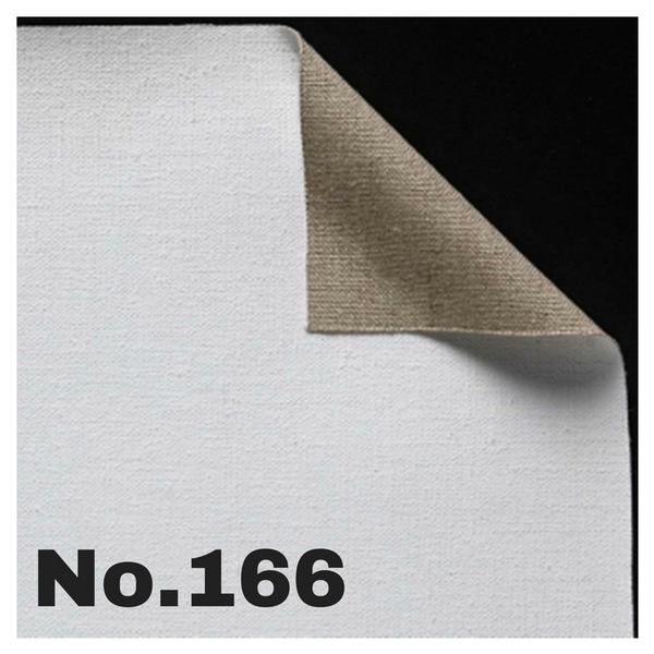 No 166 - Claessens Linen Cloth / Canvas