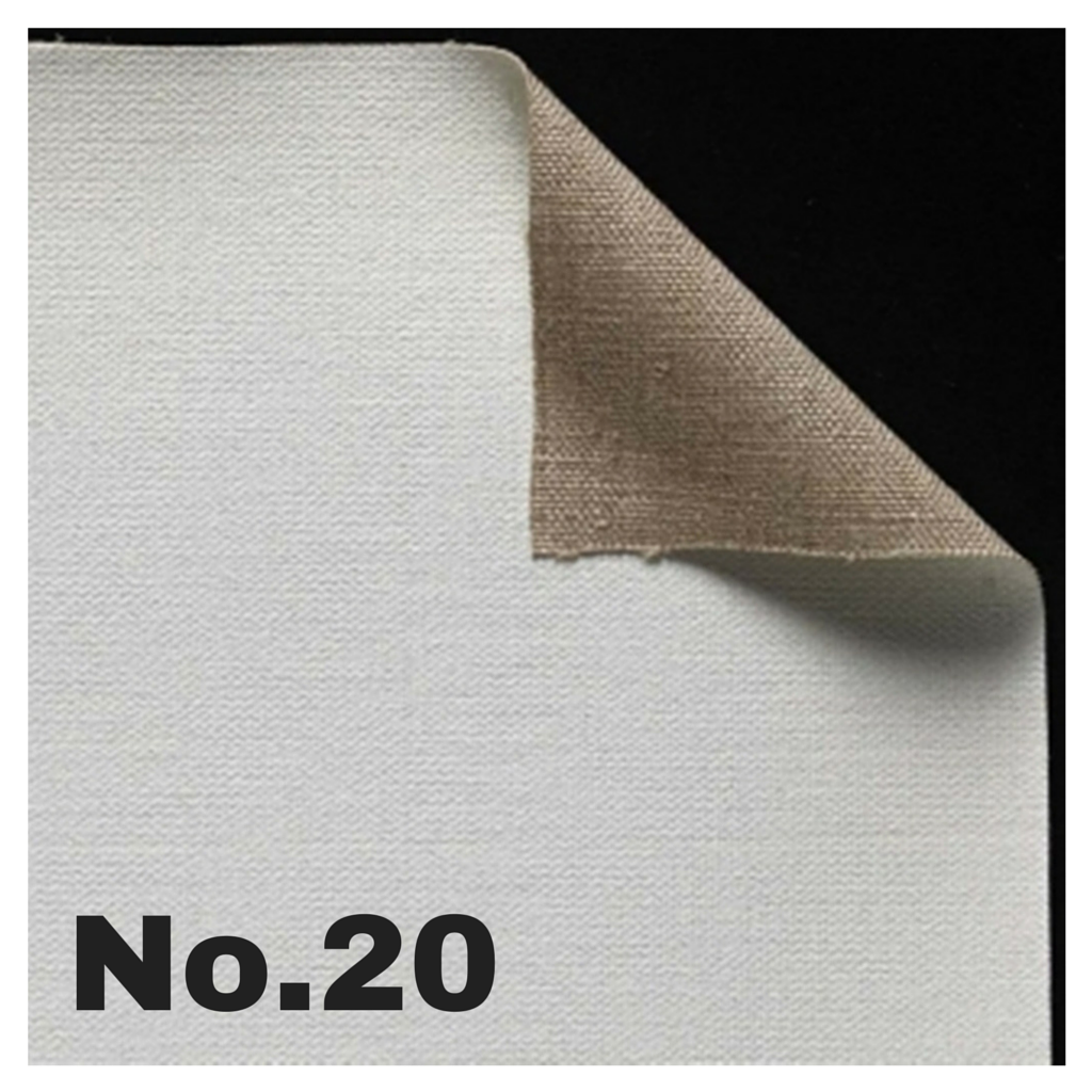 No 20 - Claessens Linen Cloth / Canvas