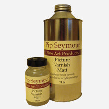 Wallace Seymour : Picture Varnish Matt