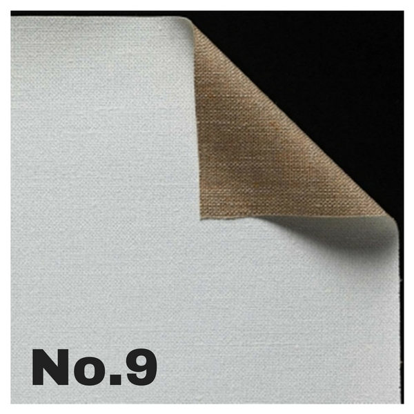 No 9 - Claessens Linen Cloth / Canvas