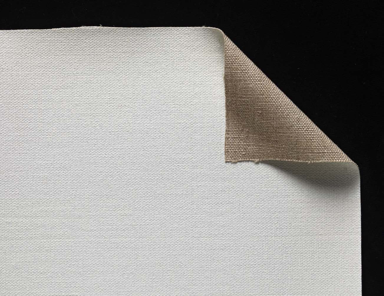 Carton quantities of Heavy Primed Linen Canvas - (Claessens 20)