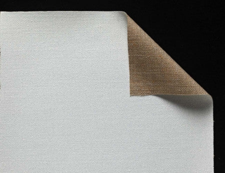 Carton quantities of Fine Primed Linen Canvas - (Claessens 9)