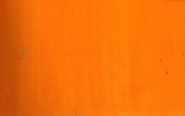 Fluorx Fluorescent Orange Acrylic Paint by Wallace Seymour