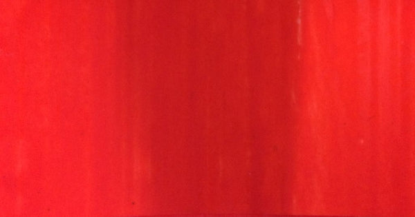 Fluorx Fluorescent Signal Red Acrylic Paint by Wallace Seymour