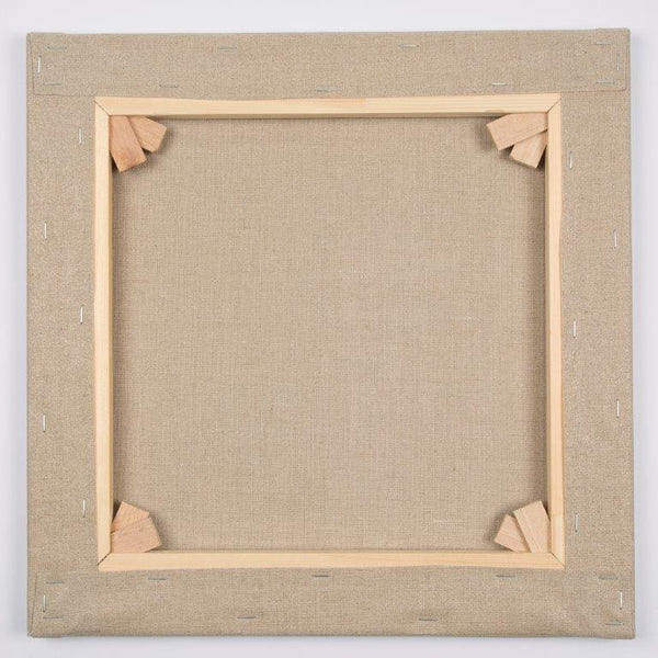 Glued Linen Stretched Canvas - Claessens 066GL - Art Req Ltd