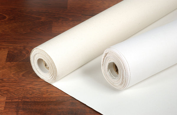 Loxley Cotton & Linen Canvas Rolls