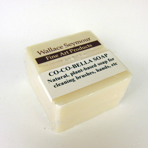Wallace Seymmour Co Co Bella Plant Based Soap for cleaning hands and brushes from Art Req