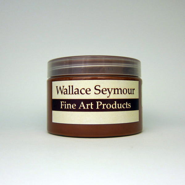 Wallace Seymour : Acrylic Coloured Gesso Red Bole