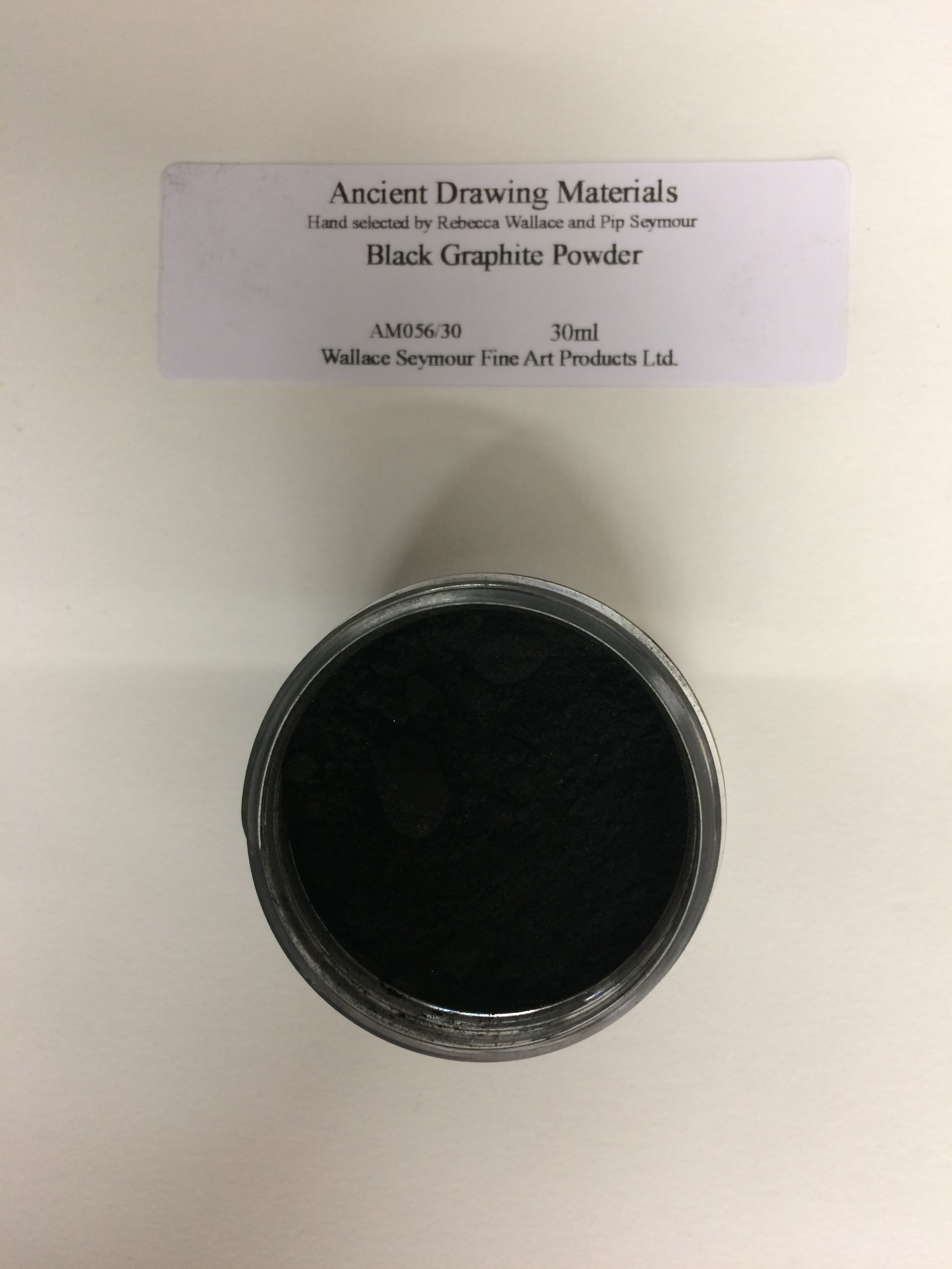 Black Graphite Powder  - Drawing Materials