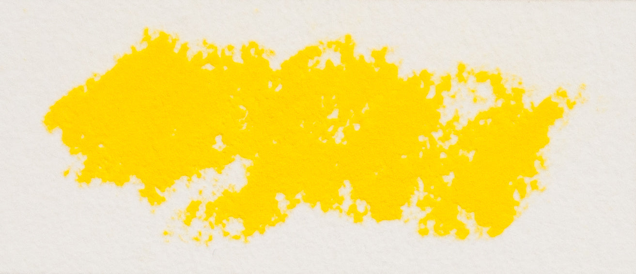Wallace Seymour Iso Yellow Soft Pastel