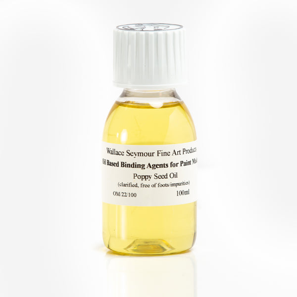 Wallace Seymour Poppy Seed Oil (clarified)