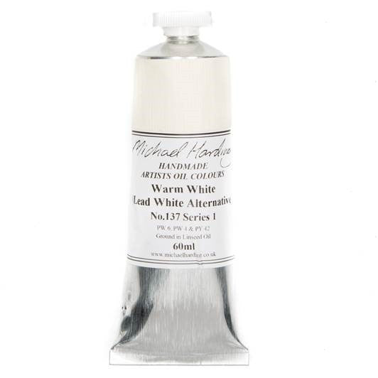 Warm White (Lead White Alternative) - Warm White (Lead White Alternative)  60ml (series1)