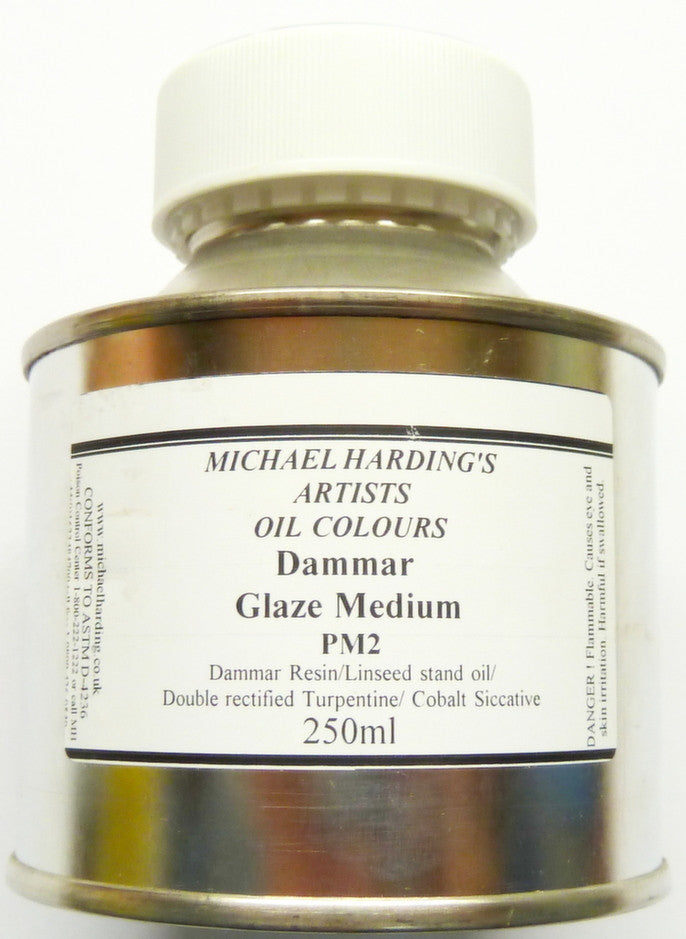Art Req Michael Harding Dammar Glaze Medium
