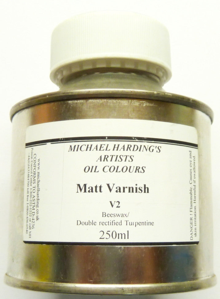 Art Req Michael Harding Matt Varnish