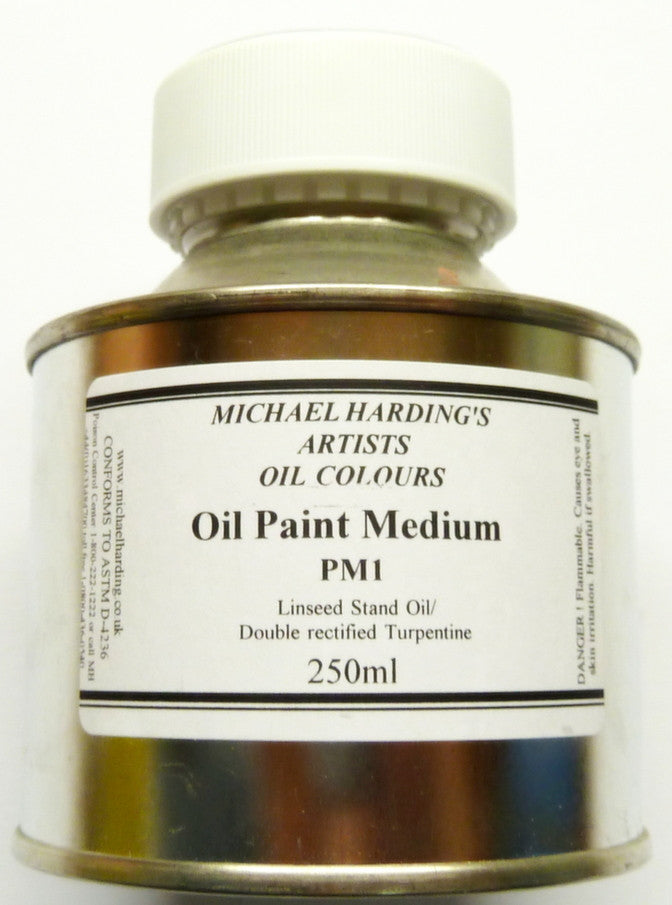Art Req Michael Harding Oil Paint Medium