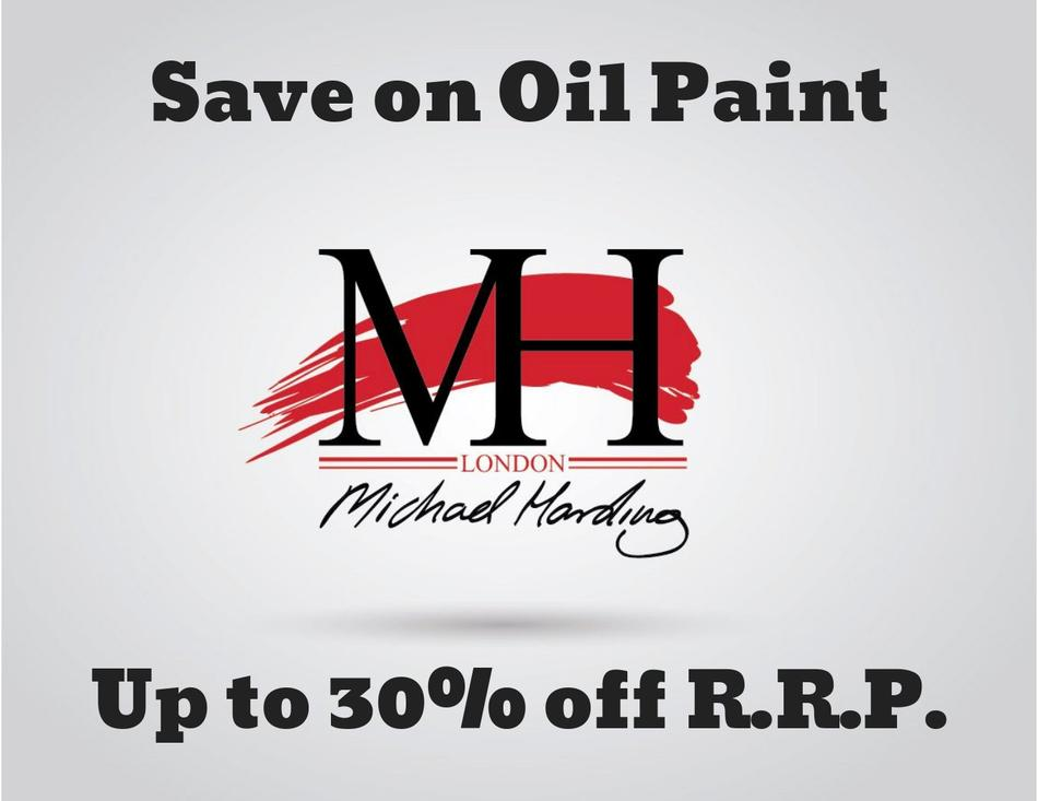 Art Req Michael Harding Oil paints