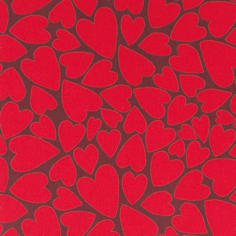 Tenugui Heart Patterns (Big)