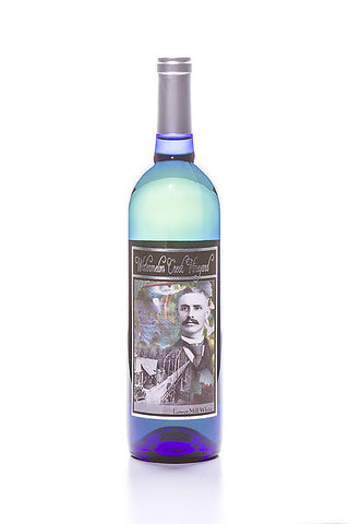 Lower Mill White Muscadine Wine