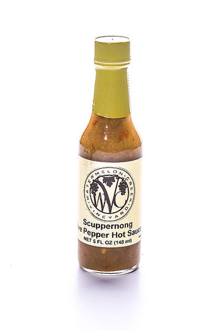 Scuppernong Five Pepper Hot Sauce