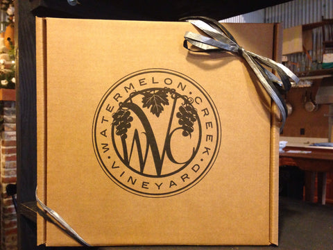 Watermelon Creek Vineyard Gift Box - Sold Separately