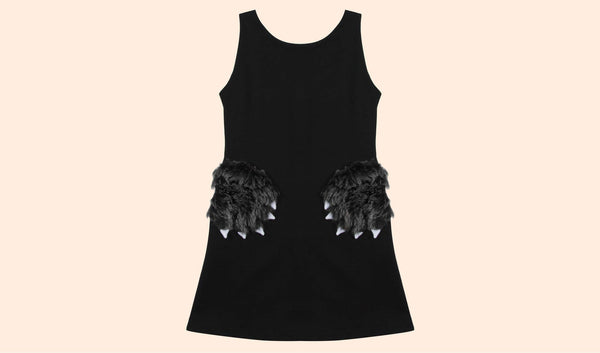PAW DRESS | 2 COLOURS
