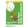 Early Learner Quiet Time Diary Daily Devotional - Ages 4-6 (2019-20)
