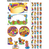 Gopher Buddies Celebration Sticker Sheet