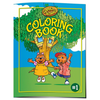 Gopher Buddies Coloring Book
