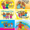 Gopher Buddies Encouragement Postcards (Pkg of 5 per title)