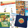 Gopher Buddies Quiet Time Pack w/Blue Tote (2020-21)
