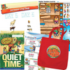Gopher Buddies Quiet Time Pack w/Red Tote (2020-21)