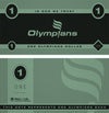 Olympians Game Money (pkg of 100)