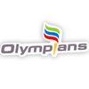 Olympians Logo Decal